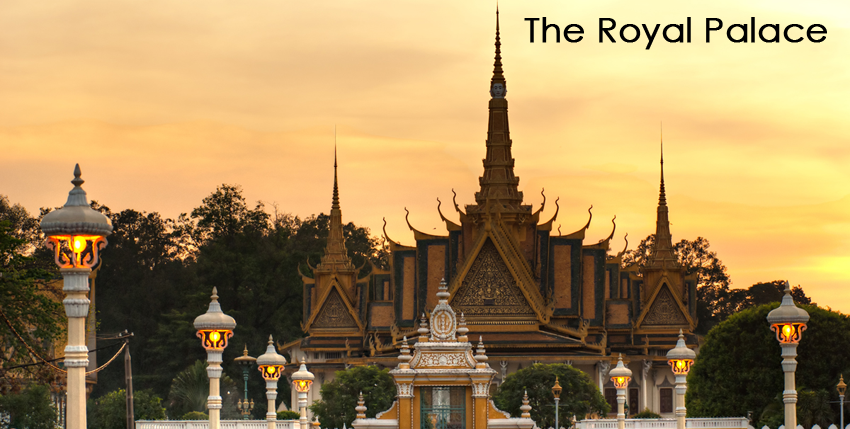 Why the Royal Palace Phnom Penh is a must see